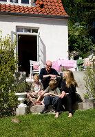 Bildno.: 11346433<br/><b>Feature: 11346397 - Copenhagen Classic</b><br/>A classic villa in Copenhagen, Denmark<br />living4media / Lene-K