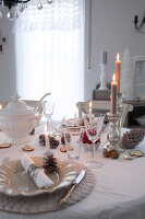 Bildno.: 11349469<br/><b>Feature: 11349445 - Holiday Romance</b><br/>Shabby-chic house in Koblenz, Germany<br />living4media / Craven, Dorothea