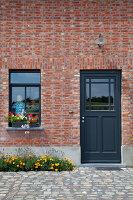 Bildnr.: 11350205<br/><b>Feature: 11350203 - Annamariekes Kreativ-Welt</b><br/>Atelier und Privathaus unter dem Dach in Belgien<br />living4media / Claessens, Bieke