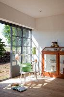 Bildnr.: 11350207<br/><b>Feature: 11350203 - Annamariekes Kreativ-Welt</b><br/>Atelier und Privathaus unter dem Dach in Belgien<br />living4media / Claessens, Bieke
