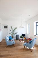 Bildnr.: 11350213<br/><b>Feature: 11350203 - Annamariekes Kreativ-Welt</b><br/>Atelier und Privathaus unter dem Dach in Belgien<br />living4media / Claessens, Bieke