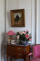 Bildno.: 11350817<br/><b>Feature: 11350807 - Romantic Setting</b><br/>A romantic villa in Rouen, France<br />living4media / Hallot, Olivier