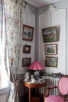 Bildno.: 11350819<br/><b>Feature: 11350807 - Romantic Setting</b><br/>A romantic villa in Rouen, France<br />living4media / Hallot, Olivier