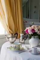 Bildno.: 11350821<br/><b>Feature: 11350807 - Romantic Setting</b><br/>A romantic villa in Rouen, France<br />living4media / Hallot, Olivier