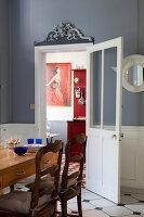 Bildno.: 11350823<br/><b>Feature: 11350807 - Romantic Setting</b><br/>A romantic villa in Rouen, France<br />living4media / Hallot, Olivier