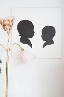 Bildnr.: 11352799<br/><b>Feature: 11352784 - Am Puls der Zeit</b><br/>Die Designerin Elise liebt den skandinavischen Grafik-Stil<br />living4media / M&#246;ller, Cecilia