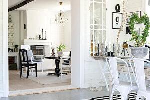 Bildno.: 11353097<br/><b>Feature: 11353089 - A Swedish Dream</b><br/>Renovated house in Dalarna, Sweden<br />living4media / M&#246;ller, Cecilia