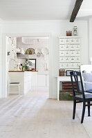 Bildno.: 11353099<br/><b>Feature: 11353089 - A Swedish Dream</b><br/>Renovated house in Dalarna, Sweden<br />living4media / M&#246;ller, Cecilia