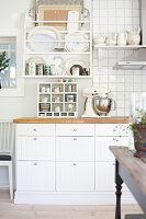 Bildno.: 11353127<br/><b>Feature: 11353089 - A Swedish Dream</b><br/>Renovated house in Dalarna, Sweden<br />living4media / M&#246;ller, Cecilia