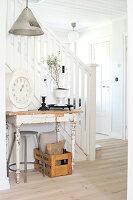 Bildno.: 11353131<br/><b>Feature: 11353089 - A Swedish Dream</b><br/>Renovated house in Dalarna, Sweden<br />living4media / M&#246;ller, Cecilia