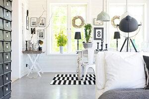 Bildno.: 11353173<br/><b>Feature: 11353089 - A Swedish Dream</b><br/>Renovated house in Dalarna, Sweden<br />living4media / M&#246;ller, Cecilia