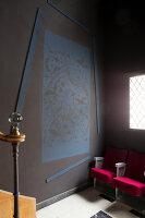 Bildnr.: 11358019<br/><b>Feature: 11358017 - Graffitis im Loft</b><br/>Franz&#246;sisches Loft mit einem Hang zur Extravaganz<br />living4media / Hallot, Olivier