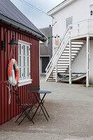Zdjęcie numer: 11370577<br/><b>Feature: 11370542 - Heaven and Harbour</b><br/>The art of living in Norway&#39;s Lofoten Islands<br />living4media / Nordstrom, Annette