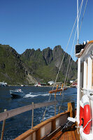 Zdjęcie numer: 11370613<br/><b>Feature: 11370542 - Heaven and Harbour</b><br/>The art of living in Norway&#39;s Lofoten Islands<br />living4media / Nordstrom, Annette
