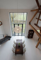 Bildno.: 11374083<br/><b>Feature: 11374064 - Pure Country</b><br/>A barn in northern Germany is converted into a family home and more<br />living4media / Mertoglu, Bodo