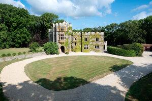 Bildnr.: 11388783<br/><b>Feature: 11388772 - Mein Haus - mein Schloss</b><br/>Ehemaliges Jagdanwesen in Dorset<br />living4media / Cox, Stuart