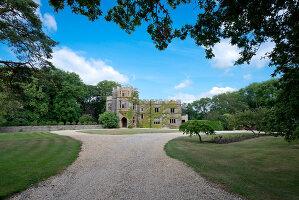 Bildnr.: 11388795<br/><b>Feature: 11388772 - Mein Haus - mein Schloss</b><br/>Ehemaliges Jagdanwesen in Dorset<br />living4media / Cox, Stuart
