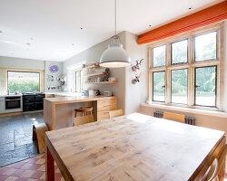 Bildnr.: 11388801<br/><b>Feature: 11388772 - Mein Haus - mein Schloss</b><br/>Ehemaliges Jagdanwesen in Dorset<br />living4media / Cox, Stuart