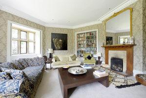 Bildnr.: 11388841<br/><b>Feature: 11388772 - Mein Haus - mein Schloss</b><br/>Ehemaliges Jagdanwesen in Dorset<br />living4media / Cox, Stuart