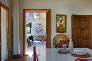 Bildno.: 11389129<br/><b>Feature: 11389067 - Open to the Wind</b><br/>House in the heart of Corsica<br />living4media / Madamour, Christophe