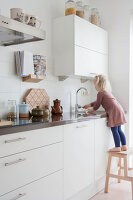 Bildno.: 11389631<br/><b>Feature: 11389566 - Savvy Living</b><br/>Bright and quirky family home in the Netherlands<br />living4media / Marder, Holly