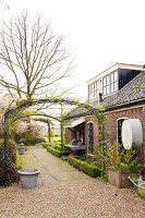 Bildno.: 11391085<br/><b>Feature: 11391082 - National Treasure</b><br/>Renovating a listed house in the Netherlands<br />living4media / Klazinga, Jansje