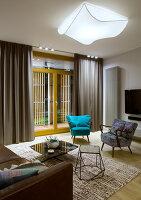 Bildno.: 11391767<br/><b>Feature: 11391754 - Warsaw Modern</b><br/>Sleek contemporary apartment in the Polish capital<br />living4media / Hristov, Yassen
