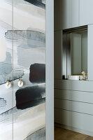 Bildno.: 11391779<br/><b>Feature: 11391754 - Warsaw Modern</b><br/>Sleek contemporary apartment in the Polish capital<br />living4media / Hristov, Yassen