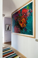 Bildno.: 11392695<br/><b>Feature: 11392685 - Missoni Magic</b><br/>Designer&#39;s house in Como, Italy<br />living4media / Cimarosti, Brando