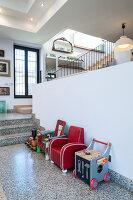 Bildno.: 11392725<br/><b>Feature: 11392685 - Missoni Magic</b><br/>Designer&#39;s house in Como, Italy<br />living4media / Cimarosti, Brando