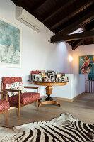 Bildno.: 11392735<br/><b>Feature: 11392685 - Missoni Magic</b><br/>Designer&#39;s house in Como, Italy<br />living4media / Cimarosti, Brando