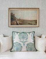 Bildnr.: 11394139<br/><b>Feature: 11394101 - An der Themse</b><br/>Wohnung im Georgianischen Stil mit Blick auf die Tower-Bridge, London<br />living4media / Cox, Stuart