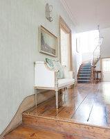 Bildnr.: 11394141<br/><b>Feature: 11394101 - An der Themse</b><br/>Wohnung im Georgianischen Stil mit Blick auf die Tower-Bridge, London<br />living4media / Cox, Stuart