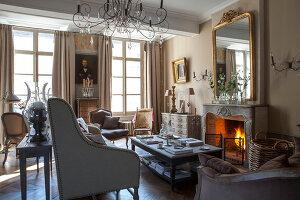 Bildnr.: 11395069<br/><b>Feature: 11395060 - Vive la Nostalgie!</b><br/>Nur zwei Stunden von Paris - und dennoch Welten entfernt<br />living4media / Hallot, Olivier