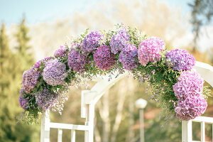 Bildno.: 11399193<br/><b>Feature: 11399176 - For that Special Day</b><br/>Ideas for creating beautiful settings indoors or in the garden<br />living4media / Dogadaeva, Elizaveta