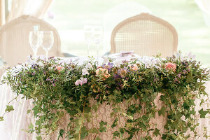 Bildno.: 11399211<br/><b>Feature: 11399176 - For that Special Day</b><br/>Ideas for creating beautiful settings indoors or in the garden<br />living4media / Dogadaeva, Elizaveta