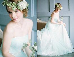 Bildno.: 11399473<br/><b>Feature: 11399471 - Floral Temptations</b><br/>Wedding accessories to complement the big day<br />living4media / Dogadaeva, Elizaveta