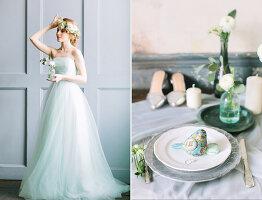 Bildno.: 11399475<br/><b>Feature: 11399471 - Floral Temptations</b><br/>Wedding accessories to complement the big day<br />living4media / Dogadaeva, Elizaveta