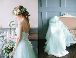Bildno.: 11399477<br/><b>Feature: 11399471 - Floral Temptations</b><br/>Wedding accessories to complement the big day<br />living4media / Dogadaeva, Elizaveta