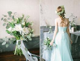 Bildno.: 11399479<br/><b>Feature: 11399471 - Floral Temptations</b><br/>Wedding accessories to complement the big day<br />living4media / Dogadaeva, Elizaveta