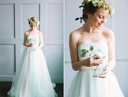 Bildno.: 11399481<br/><b>Feature: 11399471 - Floral Temptations</b><br/>Wedding accessories to complement the big day<br />living4media / Dogadaeva, Elizaveta