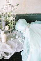 Bildno.: 11399487<br/><b>Feature: 11399471 - Floral Temptations</b><br/>Wedding accessories to complement the big day<br />living4media / Dogadaeva, Elizaveta