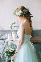 Bildno.: 11399511<br/><b>Feature: 11399471 - Floral Temptations</b><br/>Wedding accessories to complement the big day<br />living4media / Dogadaeva, Elizaveta