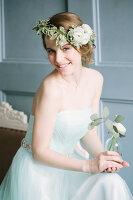 Bildno.: 11399529<br/><b>Feature: 11399471 - Floral Temptations</b><br/>Wedding accessories to complement the big day<br />living4media / Dogadaeva, Elizaveta
