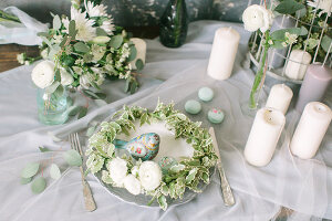 Bildno.: 11399563<br/><b>Feature: 11399471 - Floral Temptations</b><br/>Wedding accessories to complement the big day<br />living4media / Dogadaeva, Elizaveta