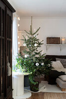 Bildnr.: 11400295<br/><b>Feature: 11400280 - Wohliges Winter-Wei&#223;</b><br/>Weihnachten bei Familie Hirsch in Schweden<br />living4media / M&#246;ller, Cecilia