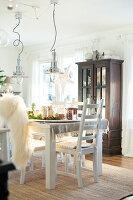 Bildnr.: 11400307<br/><b>Feature: 11400280 - Wohliges Winter-Wei&#223;</b><br/>Weihnachten bei Familie Hirsch in Schweden<br />living4media / M&#246;ller, Cecilia