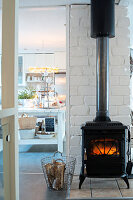 Bildnr.: 11400325<br/><b>Feature: 11400280 - Wohliges Winter-Wei&#223;</b><br/>Weihnachten bei Familie Hirsch in Schweden<br />living4media / M&#246;ller, Cecilia