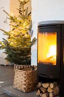 Bildnr.: 11400329<br/><b>Feature: 11400280 - Wohliges Winter-Wei&#223;</b><br/>Weihnachten bei Familie Hirsch in Schweden<br />living4media / M&#246;ller, Cecilia