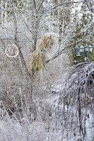 Bildnr.: 11400351<br/><b>Feature: 11400280 - Wohliges Winter-Wei&#223;</b><br/>Weihnachten bei Familie Hirsch in Schweden<br />living4media / M&#246;ller, Cecilia